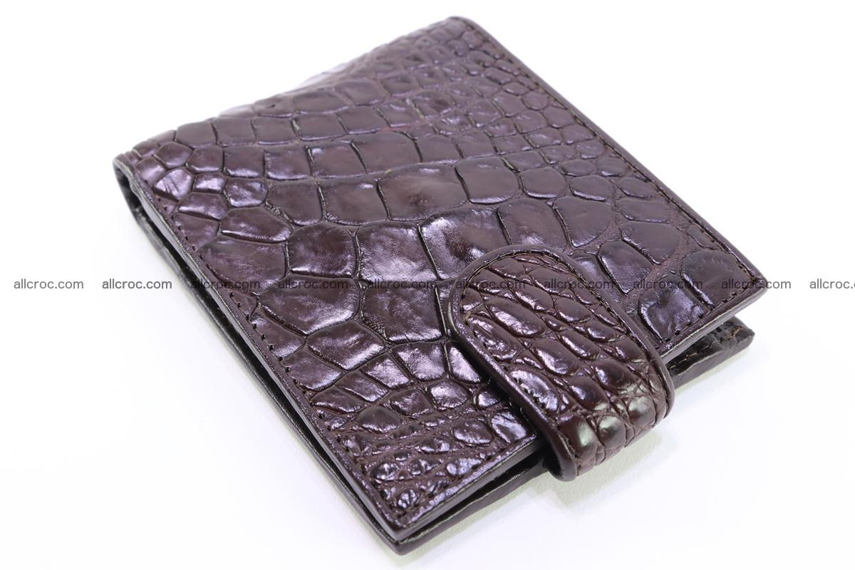 Crocodile skin wallet 236 Foto 4