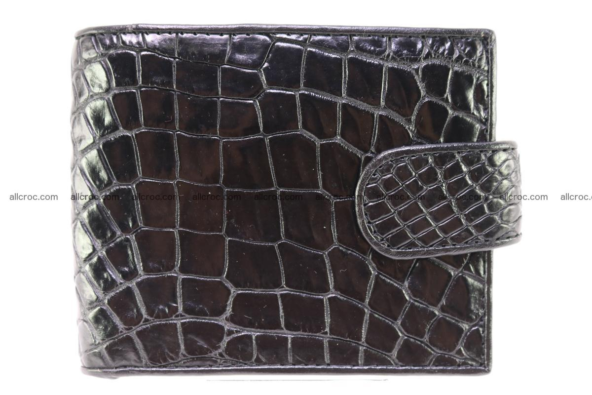 Crocodile skin wallet 237 Foto 0