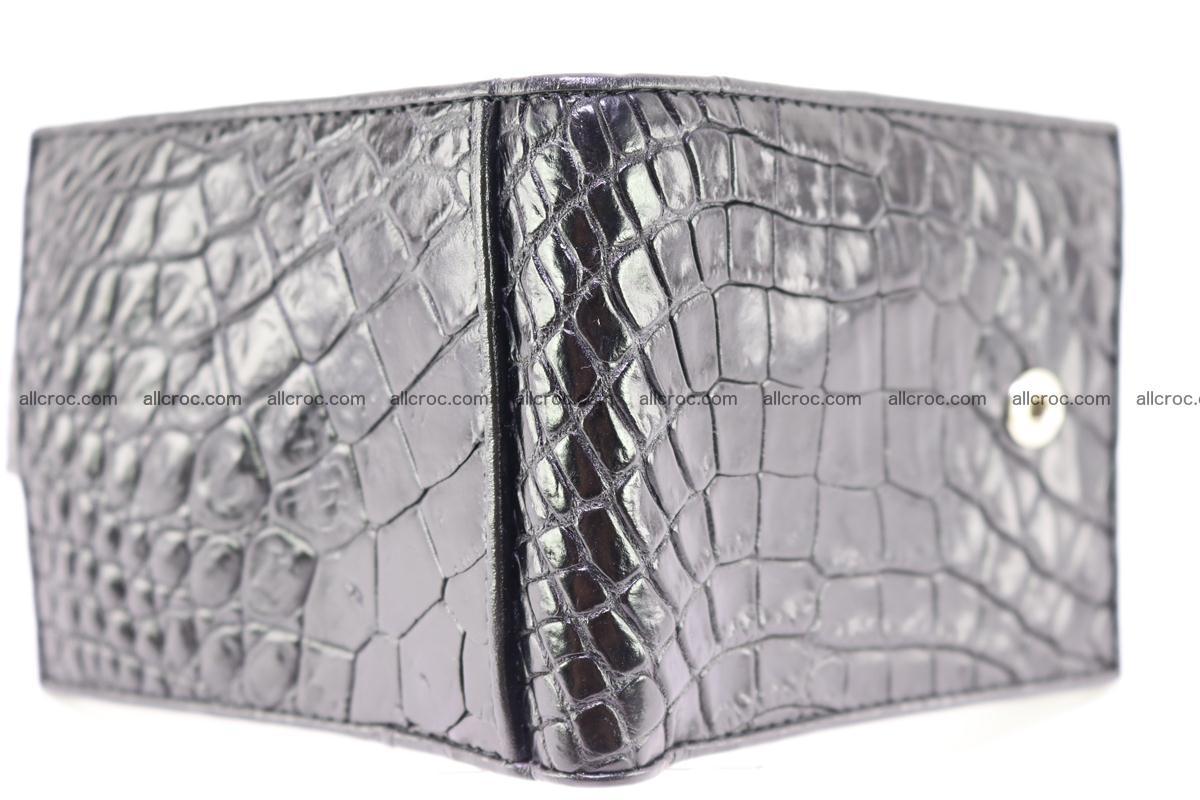 Crocodile skin wallet 237 Foto 2