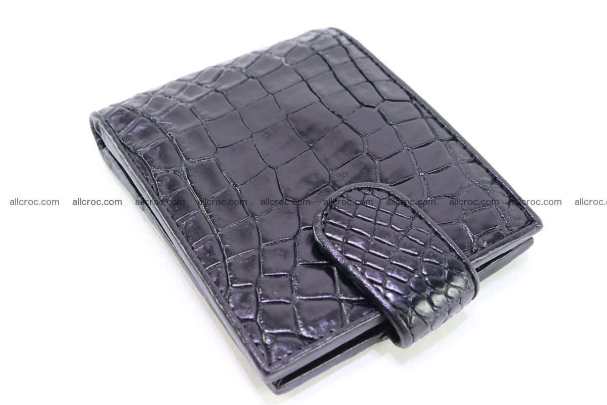 Crocodile skin wallet 237 Foto 3