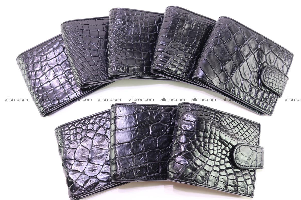 Crocodile skin wallet 237 Foto 8