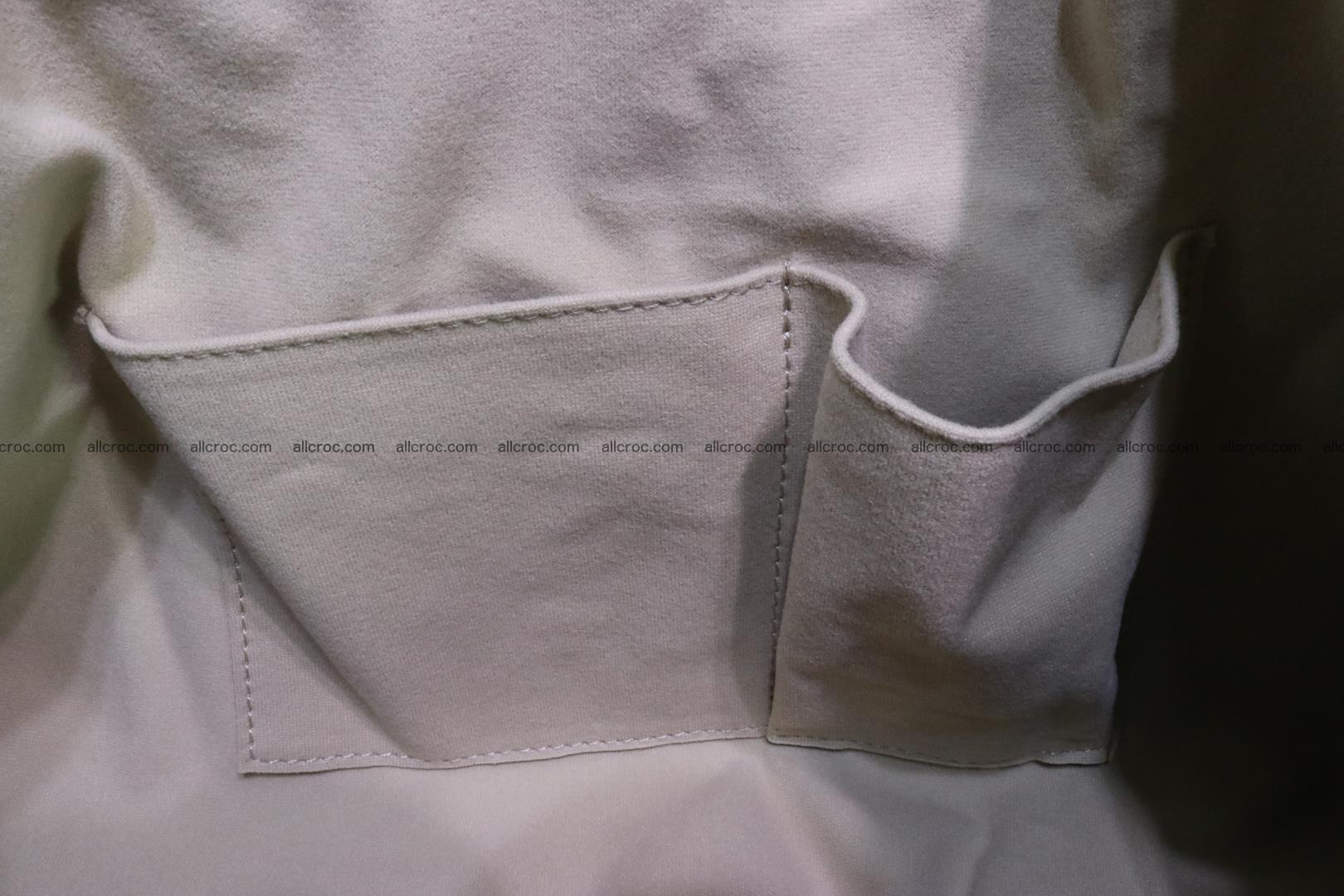 Handbag for women from genuine python skin 212 Foto 10