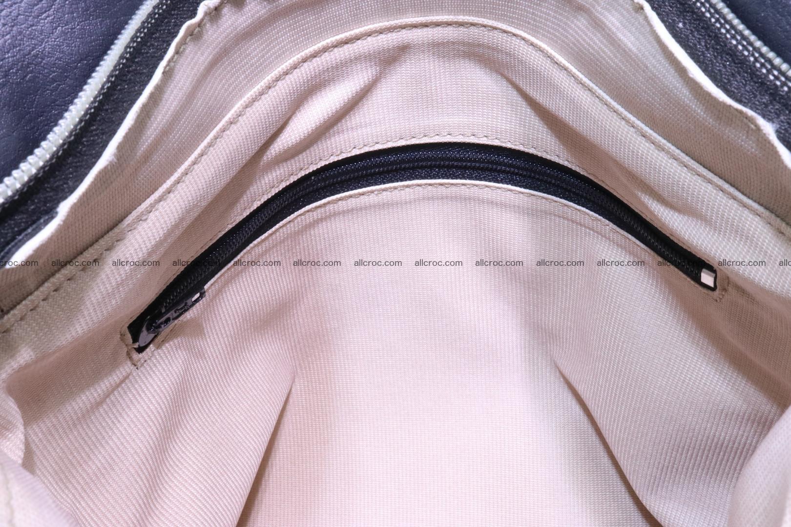 Handbag for women from genuine python skin 215 Foto 13