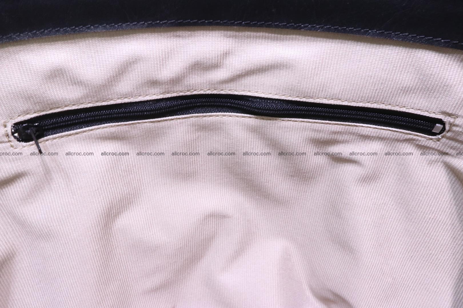 Handbag from cobra skin for lady 183 Foto 17