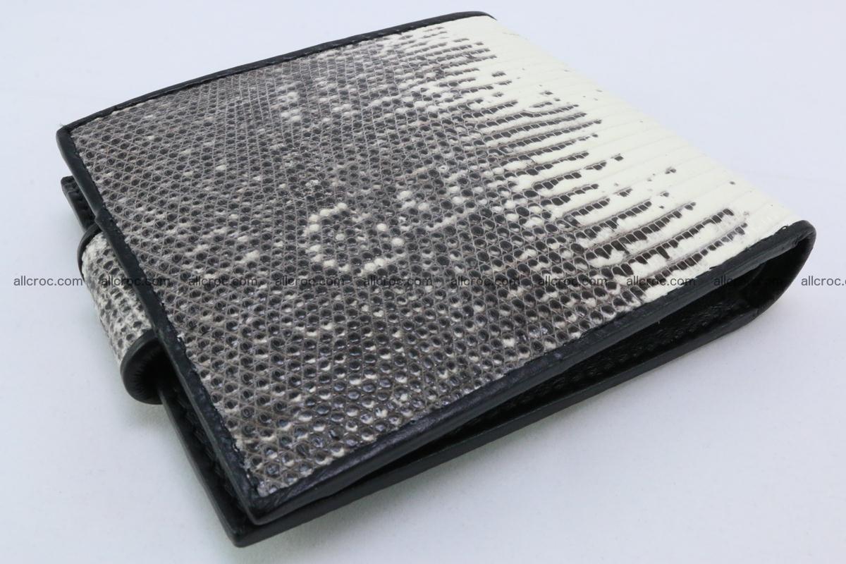 Lizard skin wallet 357 Foto 4