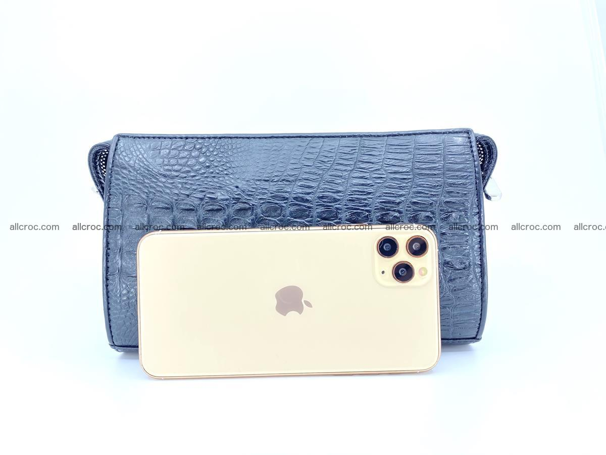 Purse for women from crocodile leather 548 Foto 2