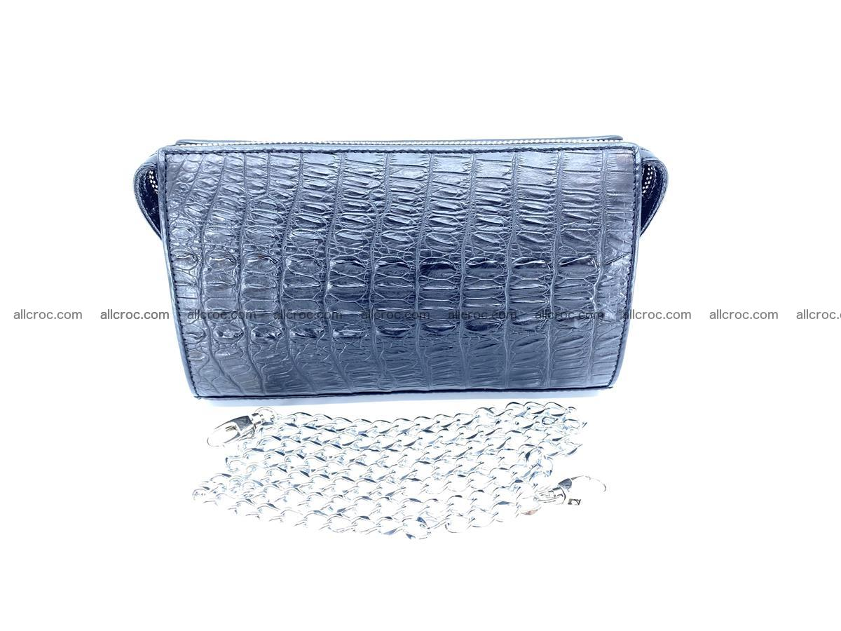 Purse for women from crocodile leather 547 Foto 2