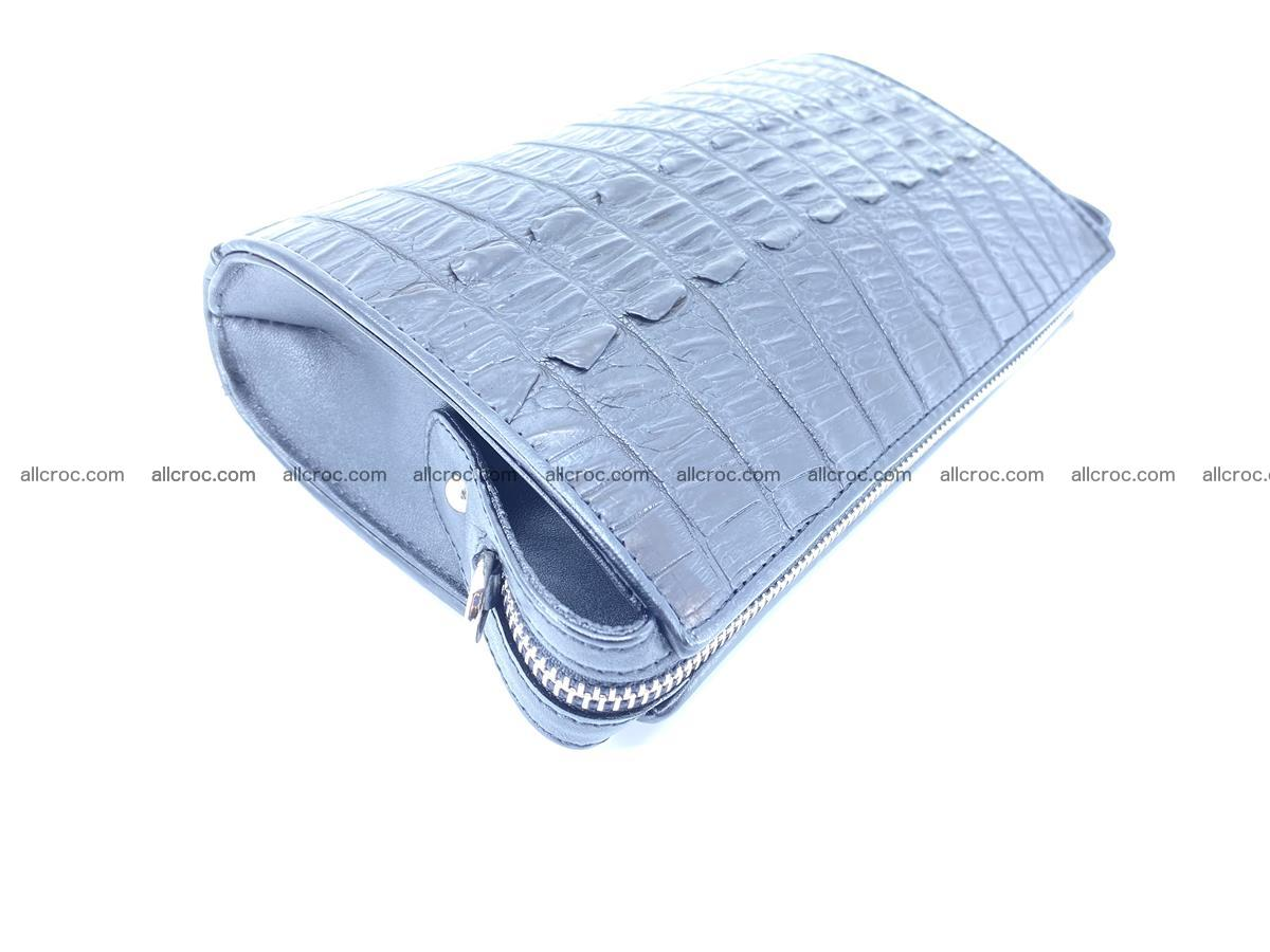 Purse for women from crocodile leather 548 Foto 5