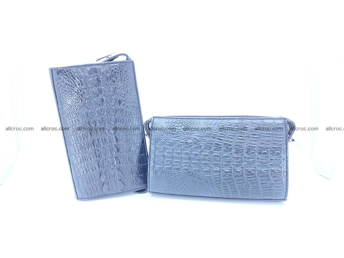 Purse for women from crocodile leather 548 Foto 6