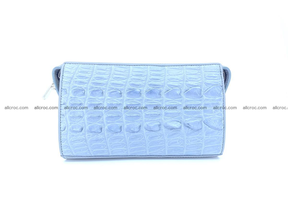 Purse for women from crocodile leather 546 Foto 0