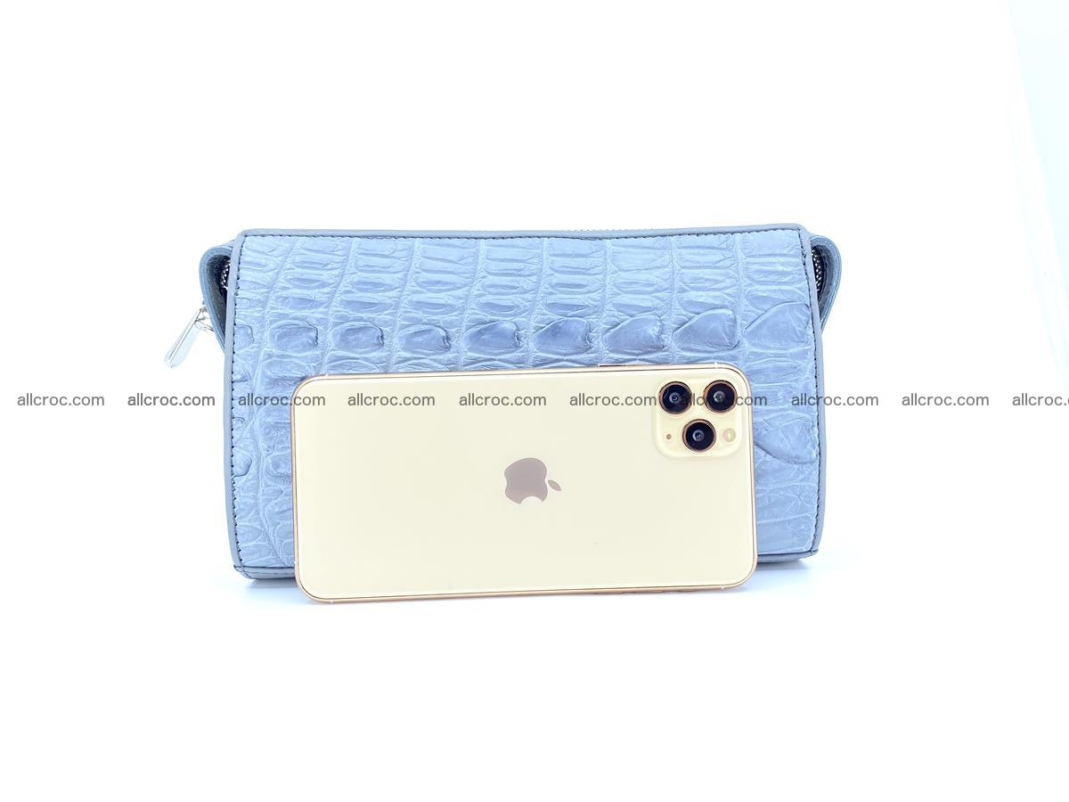 Purse for women from crocodile leather 546 Foto 2