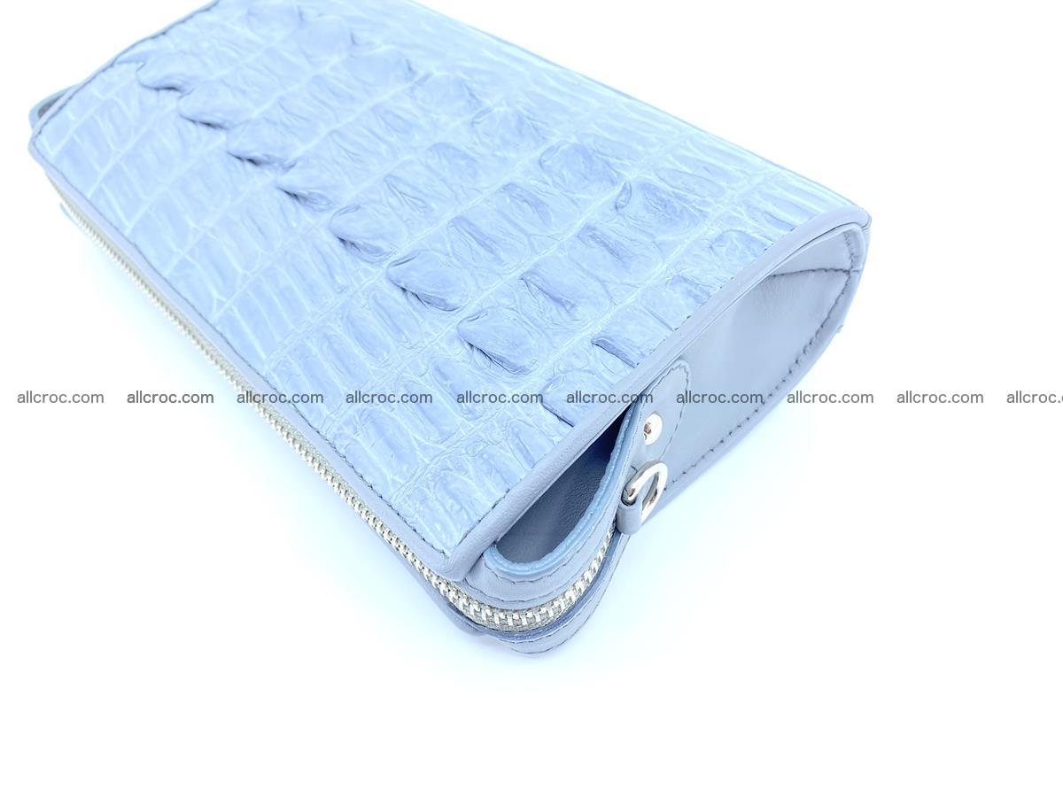 Purse for women from crocodile leather 546 Foto 6