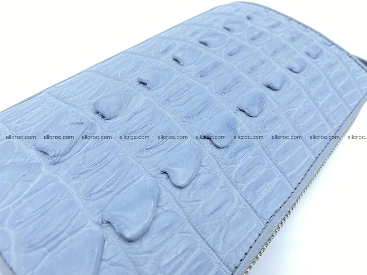 Purse for women from crocodile leather 546 Foto 7