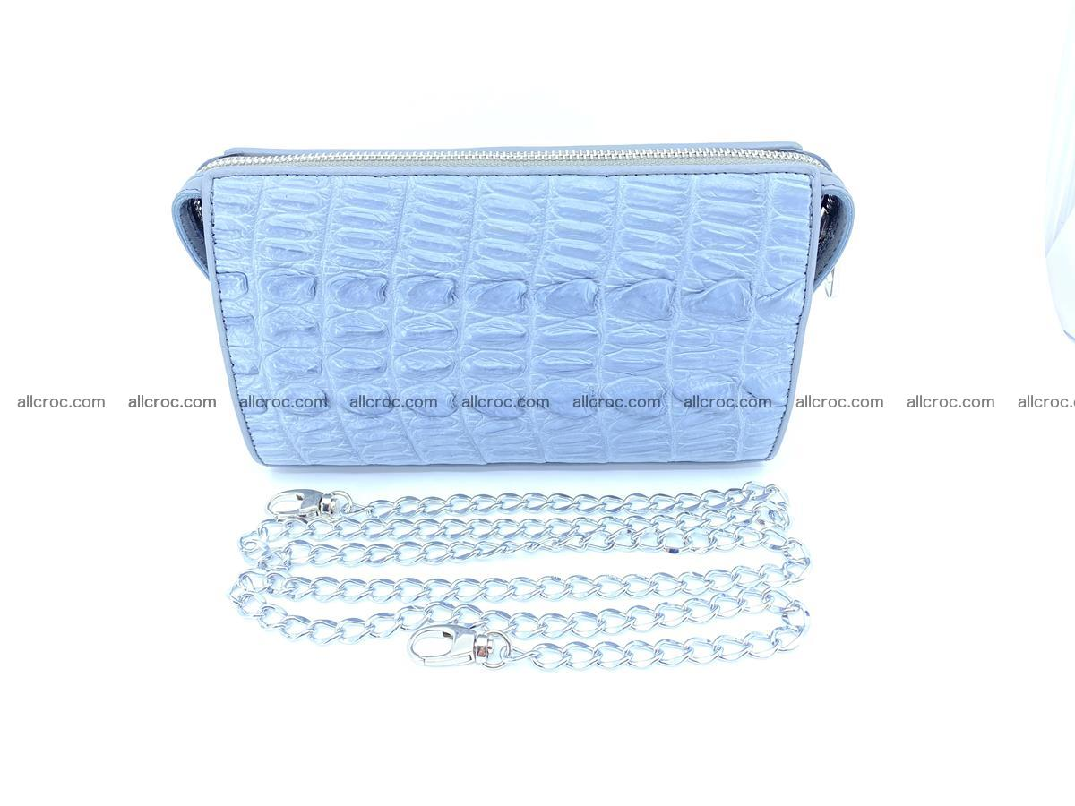 Purse for women from crocodile leather 546 Foto 3