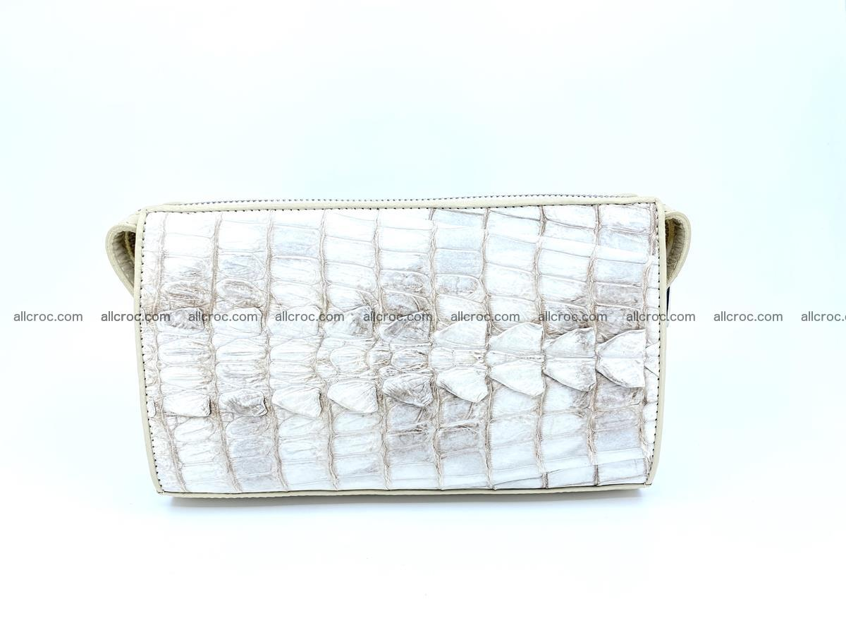 Purse for women from crocodile leather 549 Foto 0