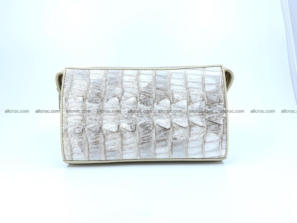 Purse for women from crocodile leather 549 Foto 1