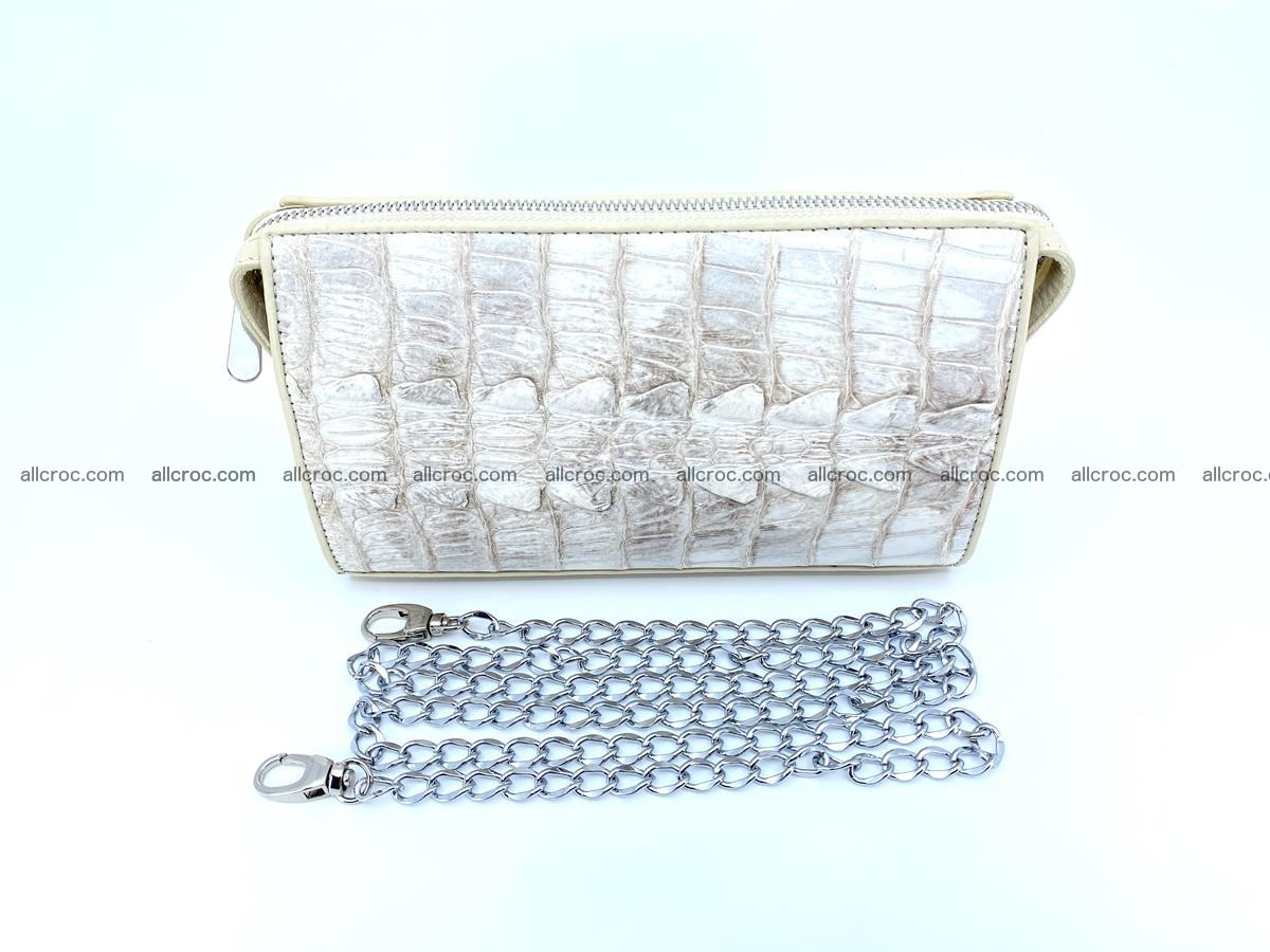 Purse for women from crocodile leather 549 Foto 3