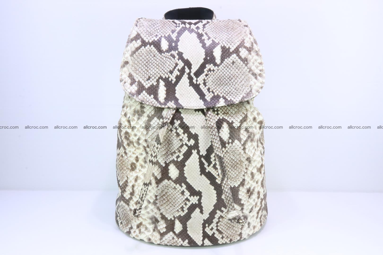 Python backpack 186 Foto 0