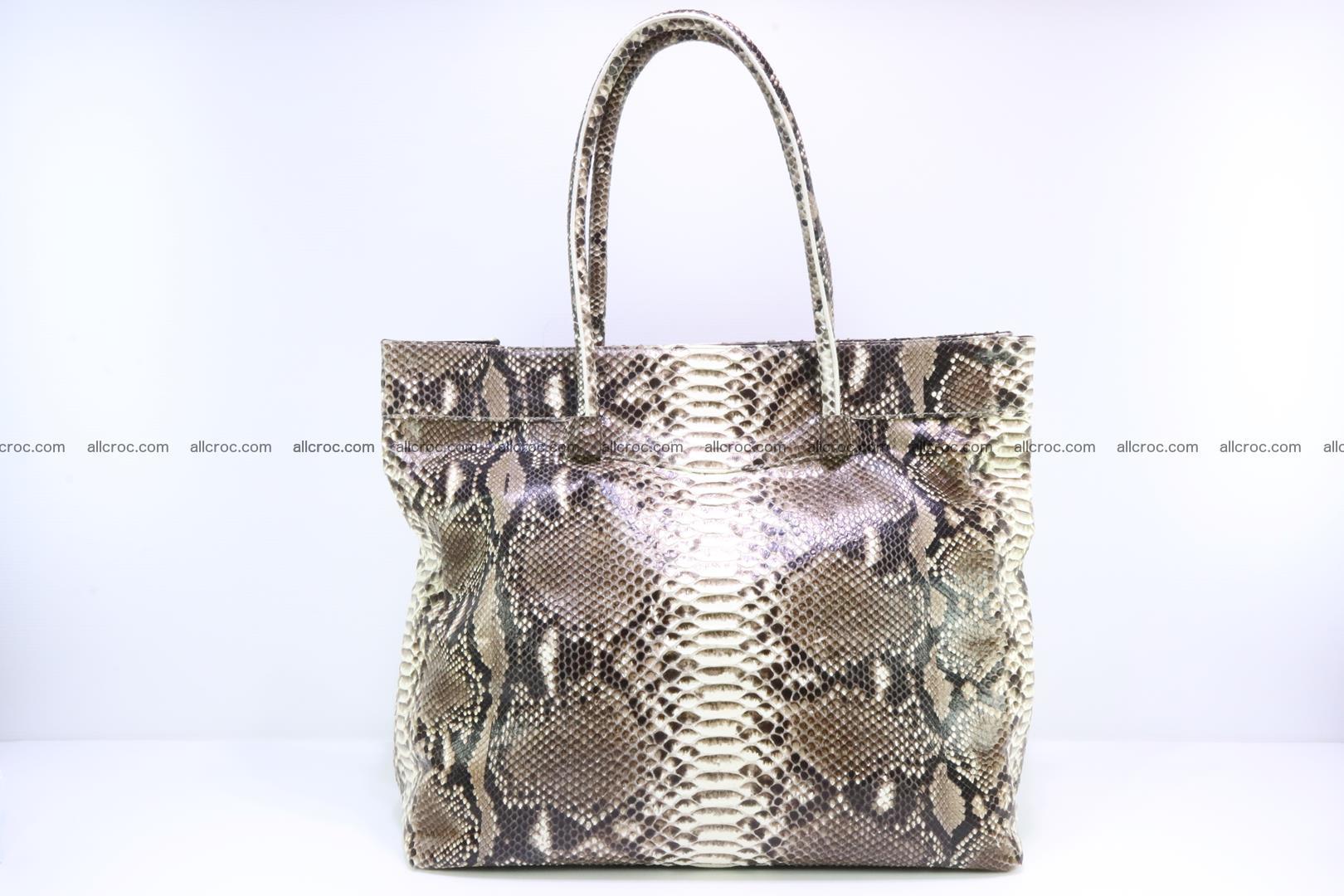 Python handbag for lady 204 Foto 0