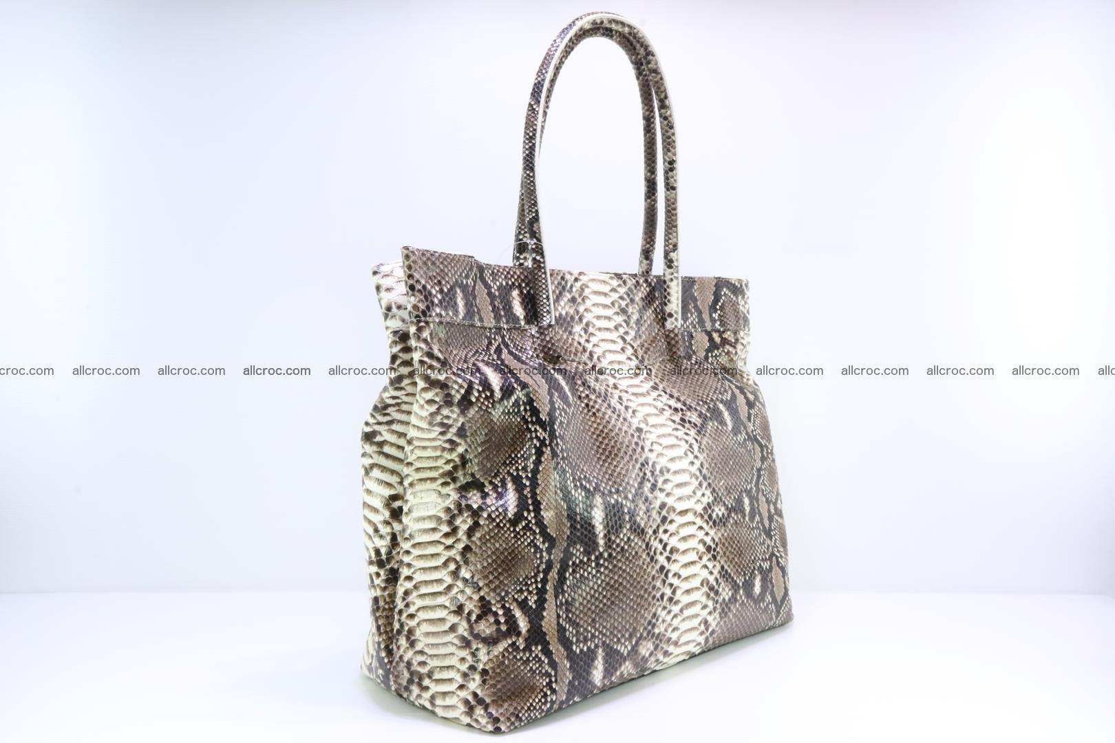 Python handbag for lady 204 Foto 1
