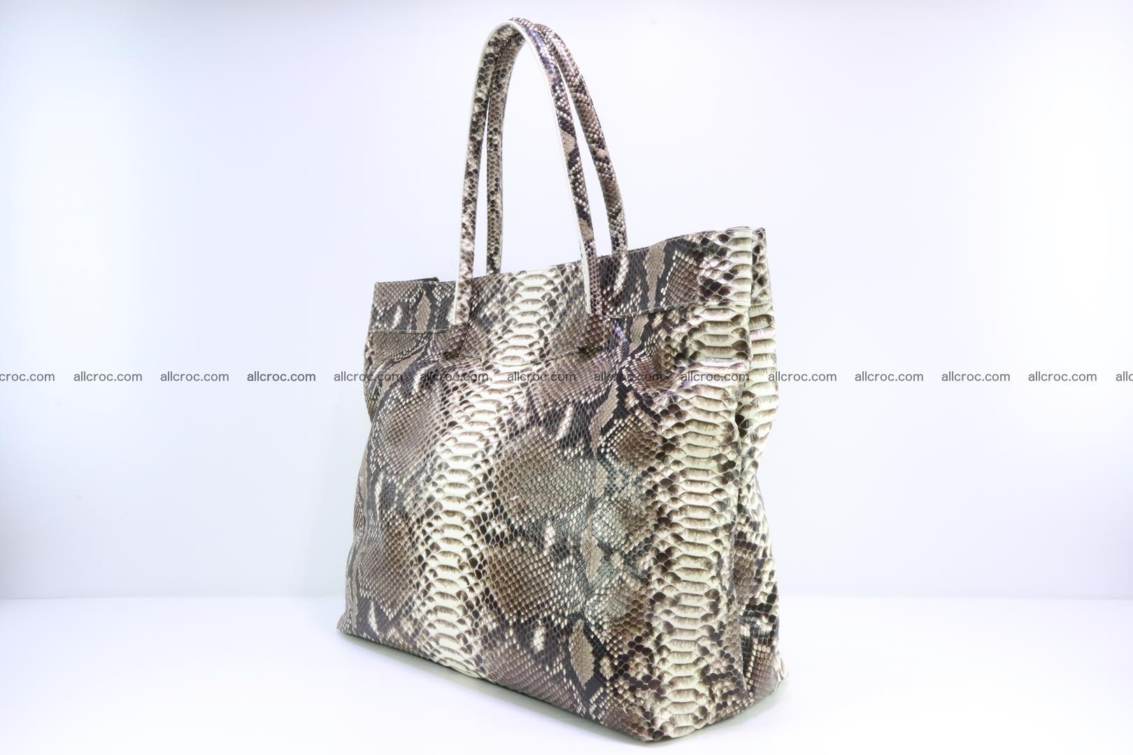 Python handbag for lady 204 Foto 2