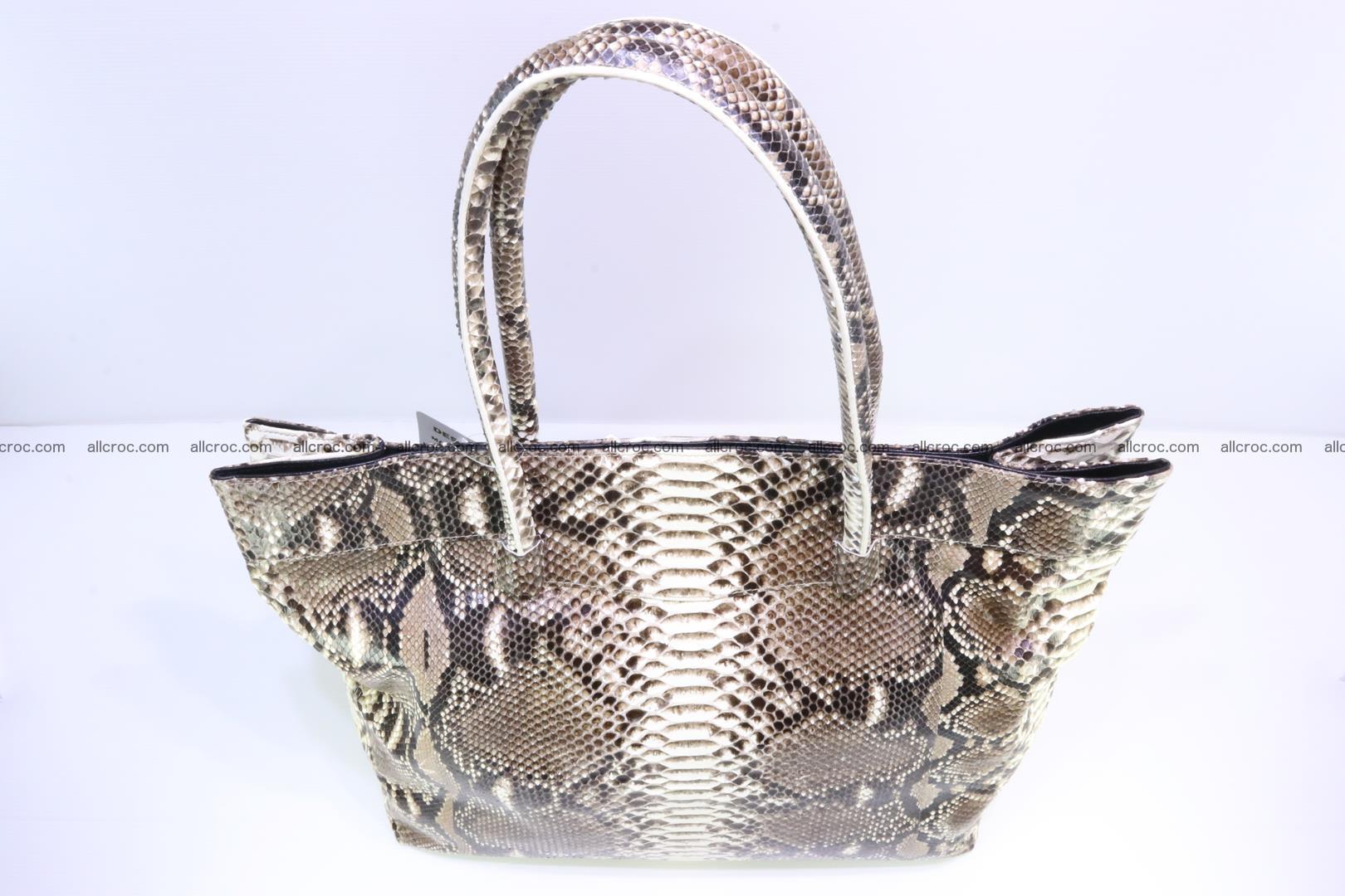 Python handbag for lady 204 Foto 4