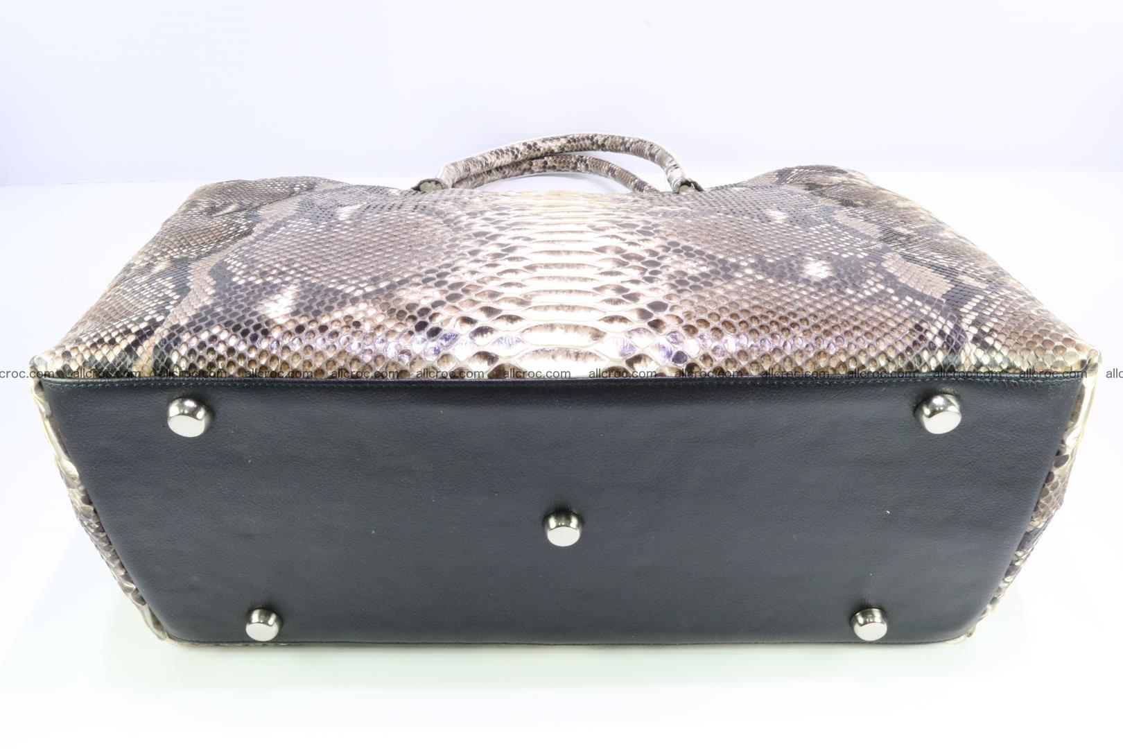 Python handbag for lady 204 Foto 5