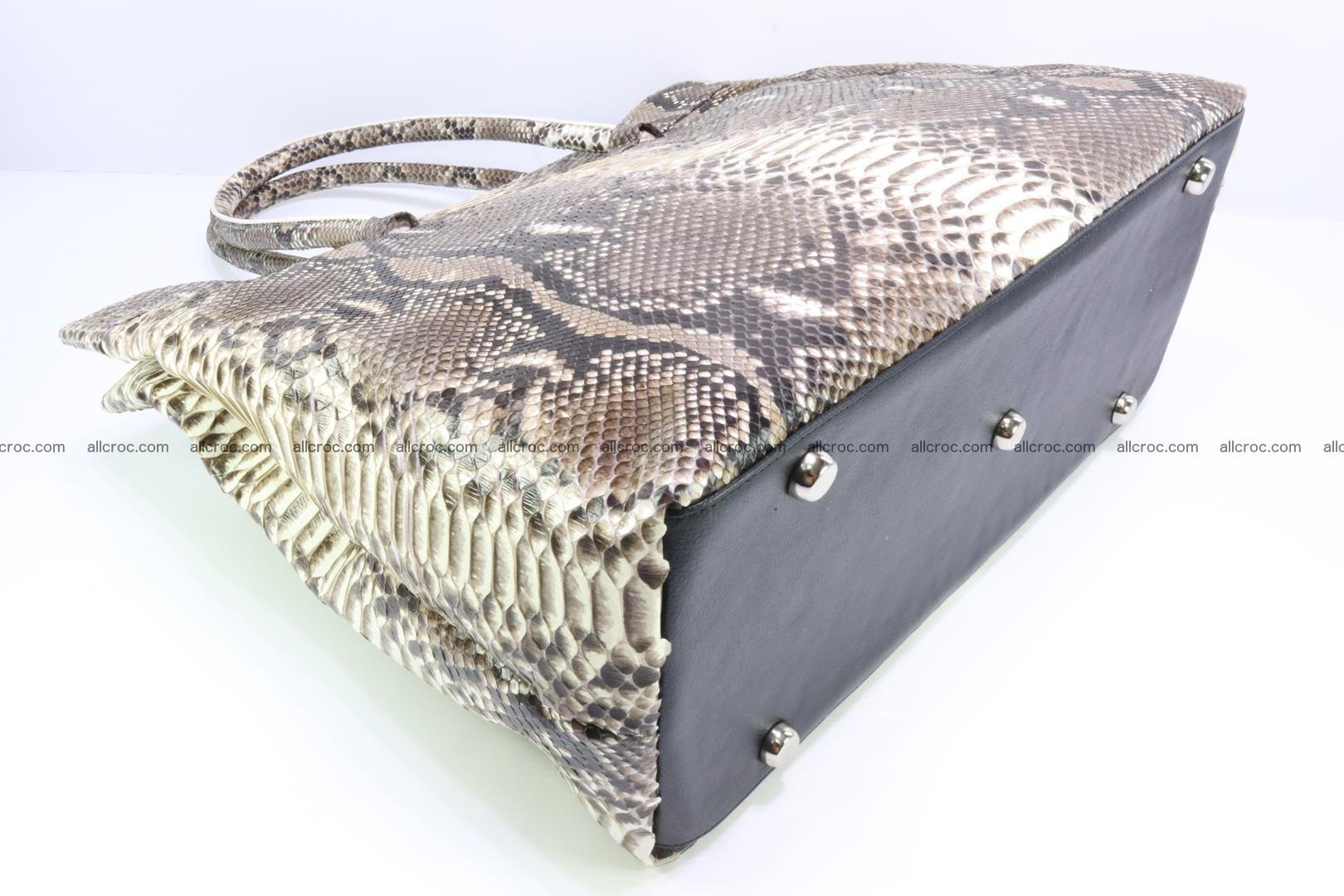 Python handbag for lady 204 Foto 7