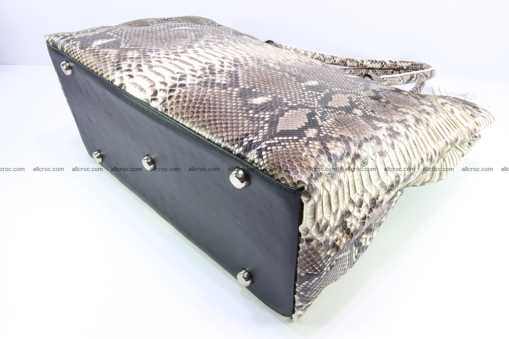 Python handbag for lady 204 Foto 9