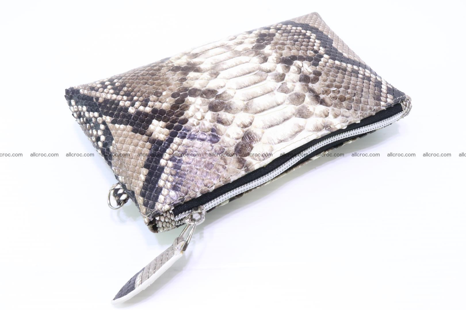Python handbag for lady 204 Foto 10
