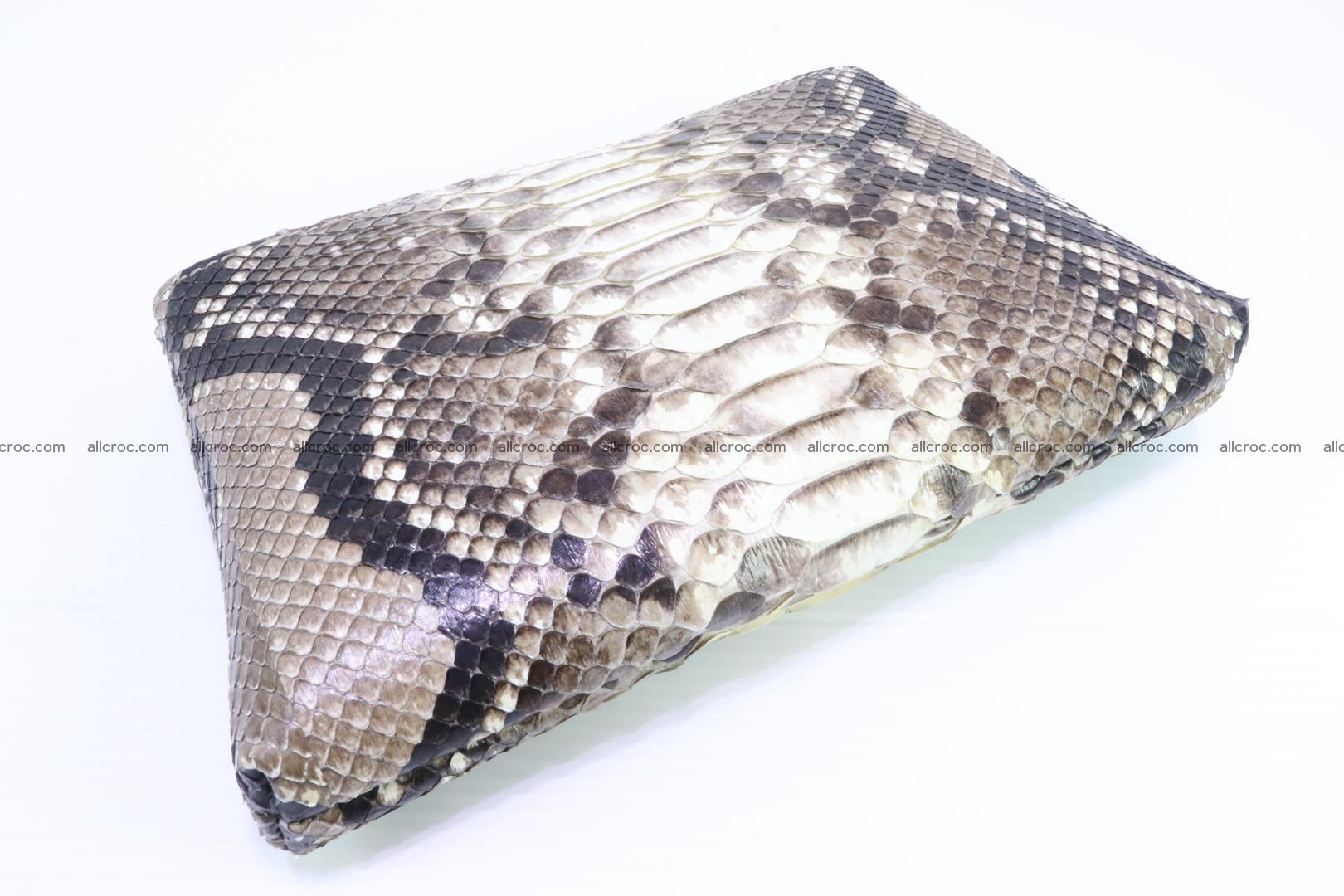 Python handbag for lady 204 Foto 13