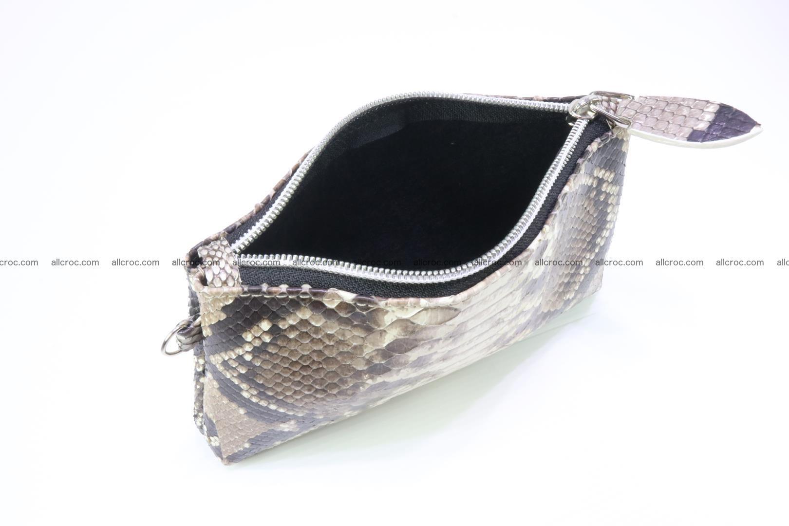 Python handbag for lady 204 Foto 14