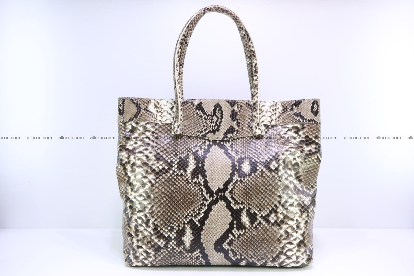 Python handbag for lady 203 Foto 0