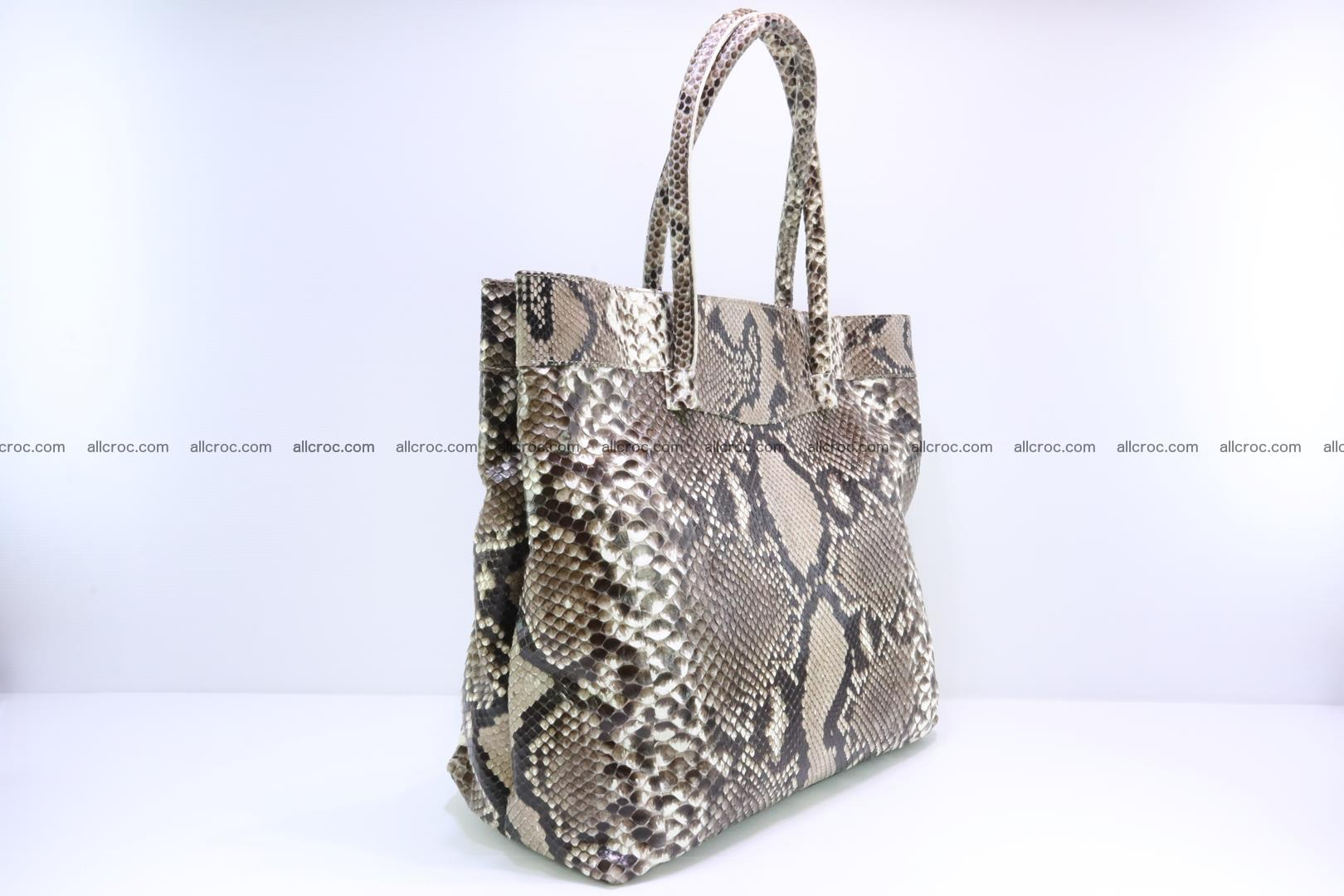 Python handbag for lady 203 Foto 1