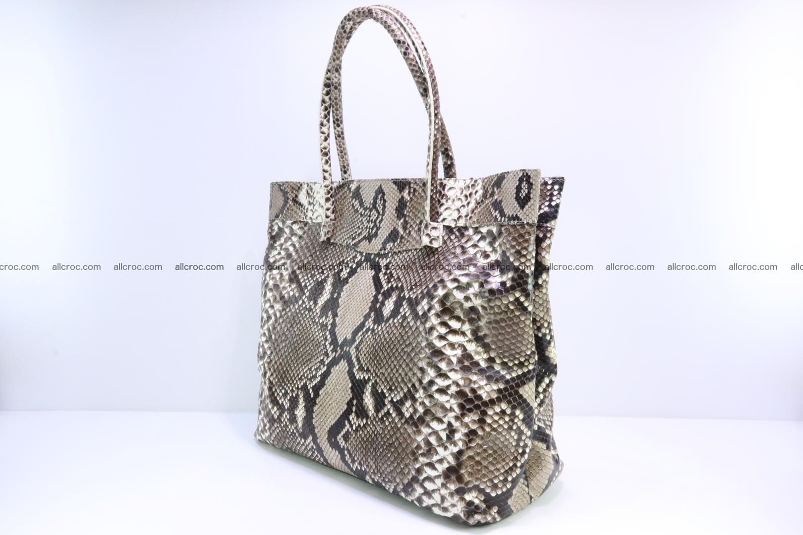 Python handbag for lady 203 Foto 2