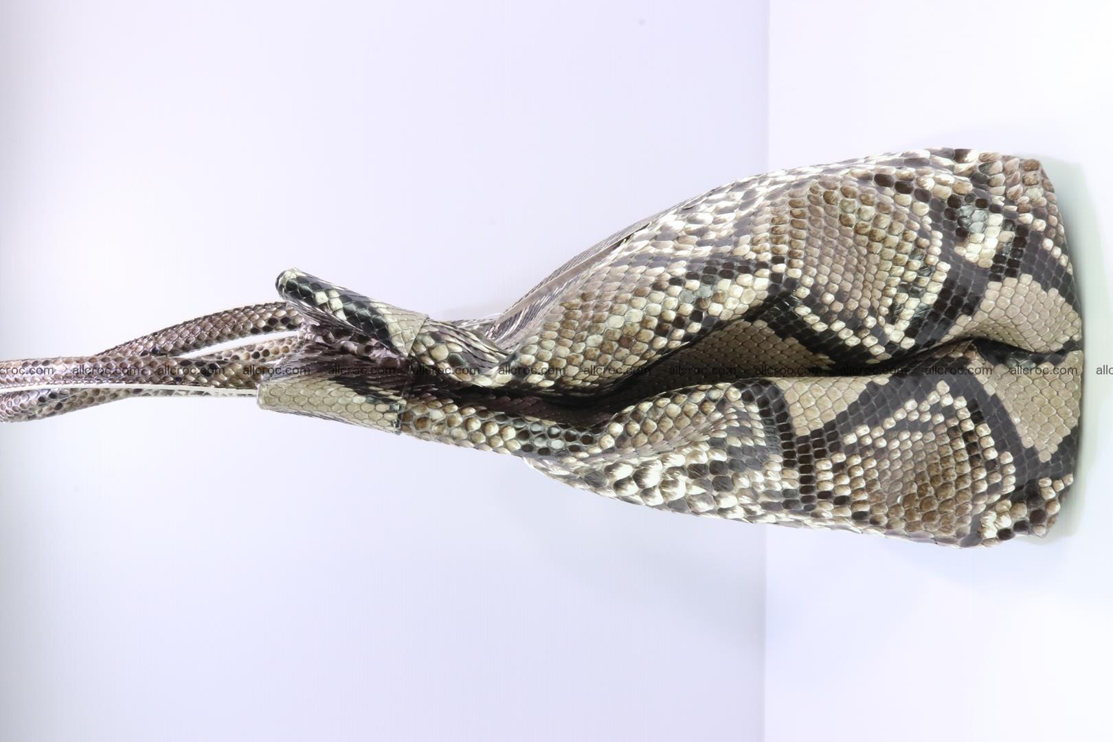 Python handbag for lady 203 Foto 3