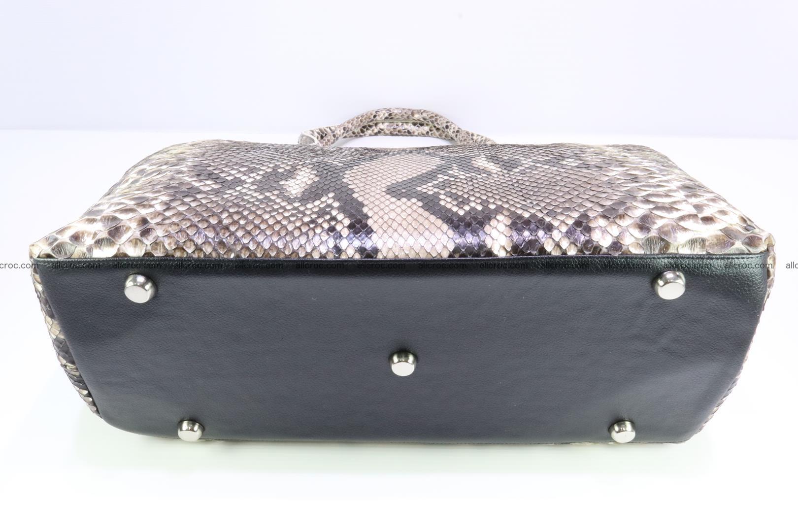 Python handbag for lady 203 Foto 5