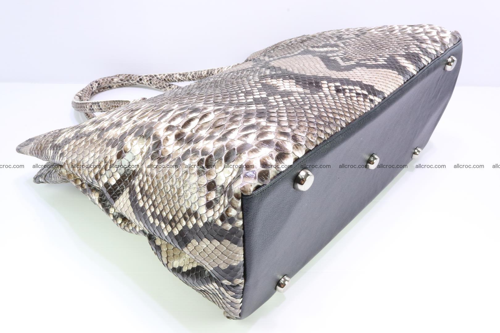 Python handbag for lady 203 Foto 7