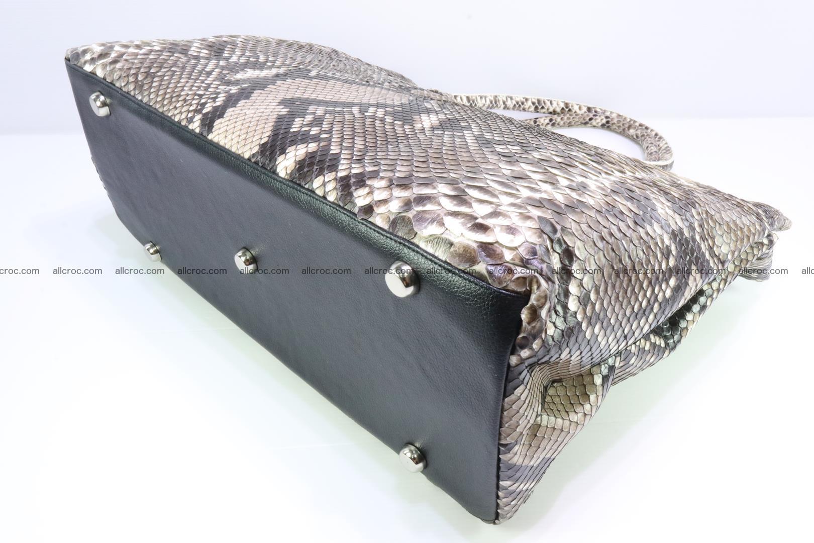 Python handbag for lady 203 Foto 8