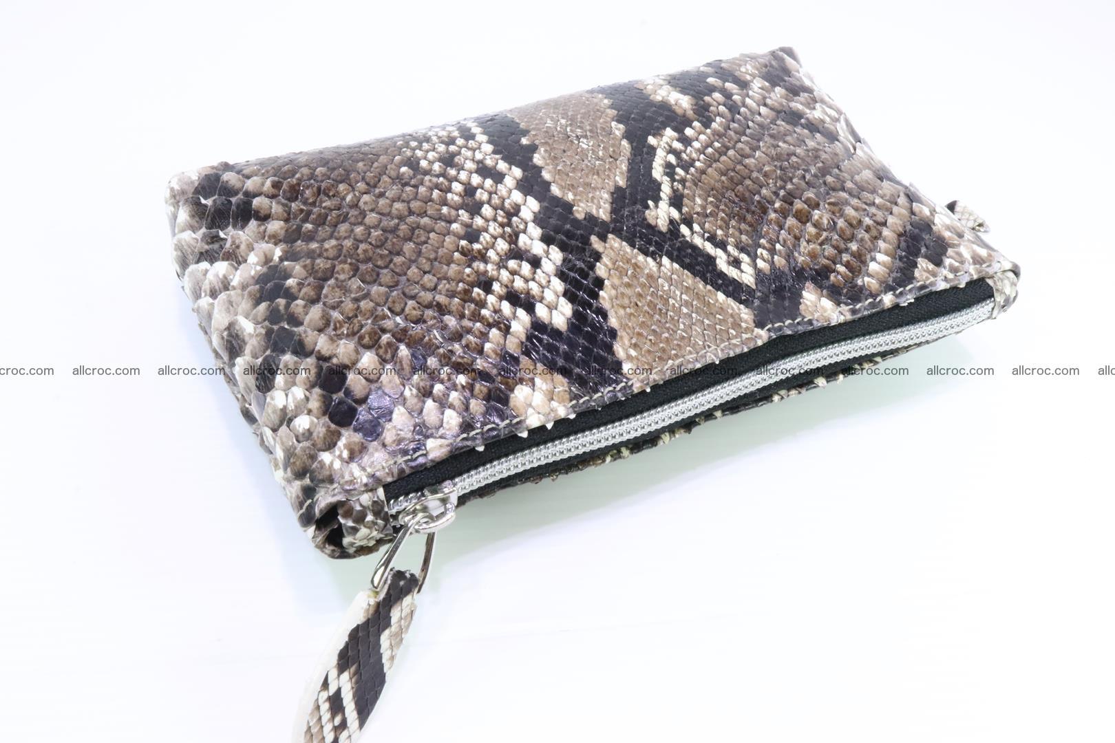 Python handbag for lady 203 Foto 9