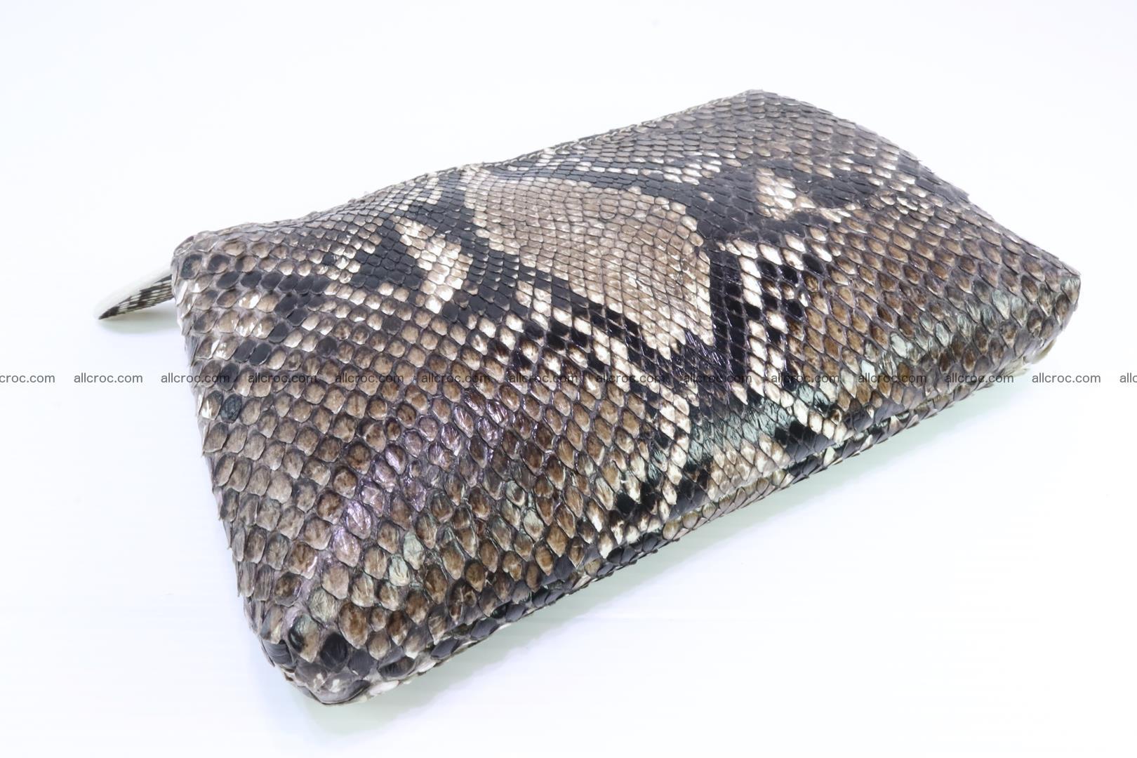 Python handbag for lady 203 Foto 11