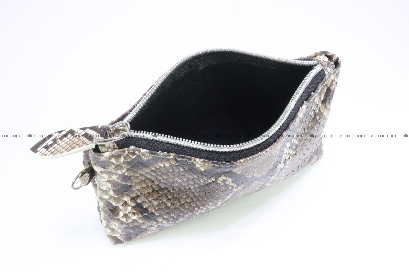 Python handbag for lady 203 Foto 10