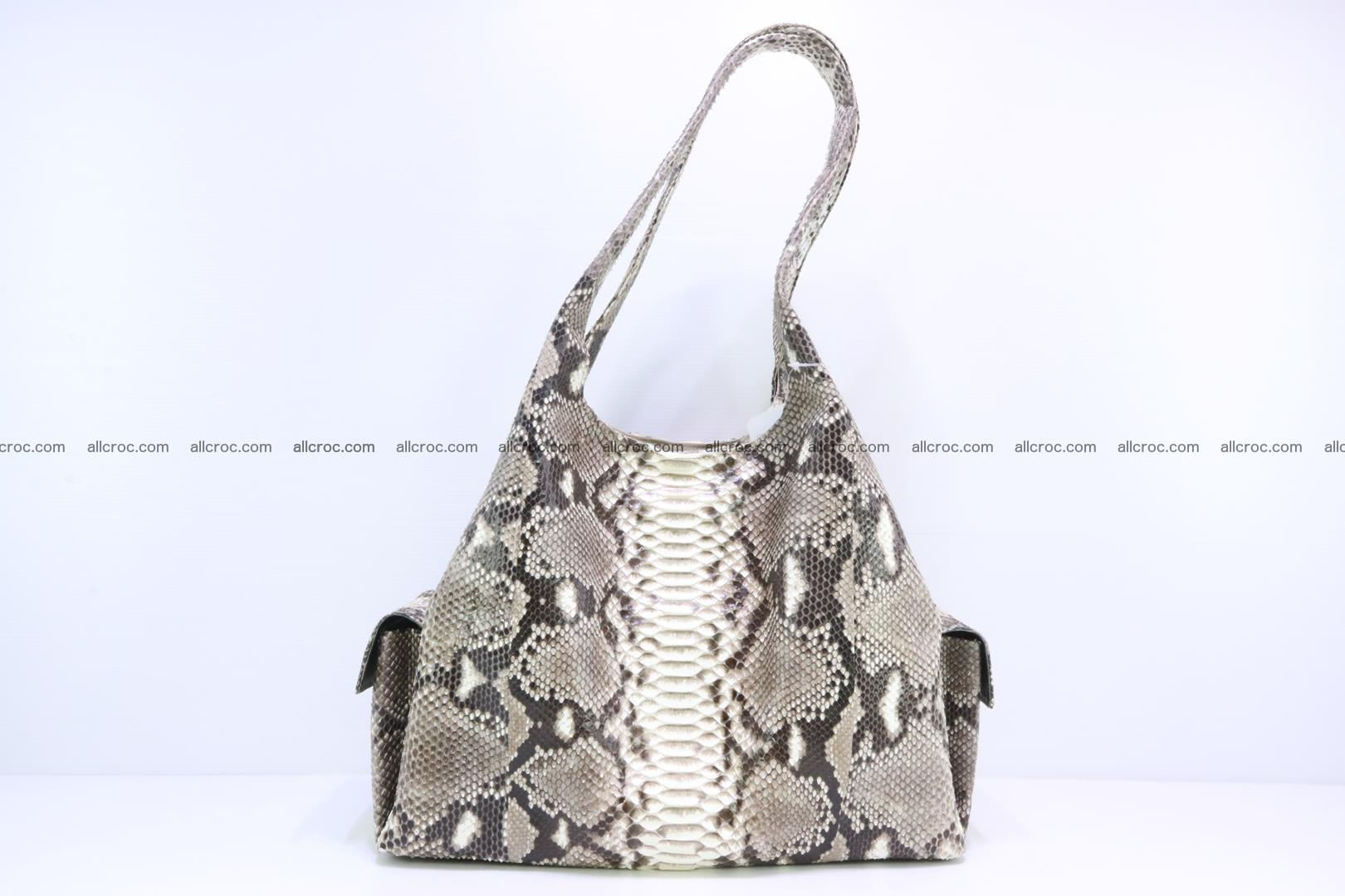 Python handbag for lady 175 Foto 0