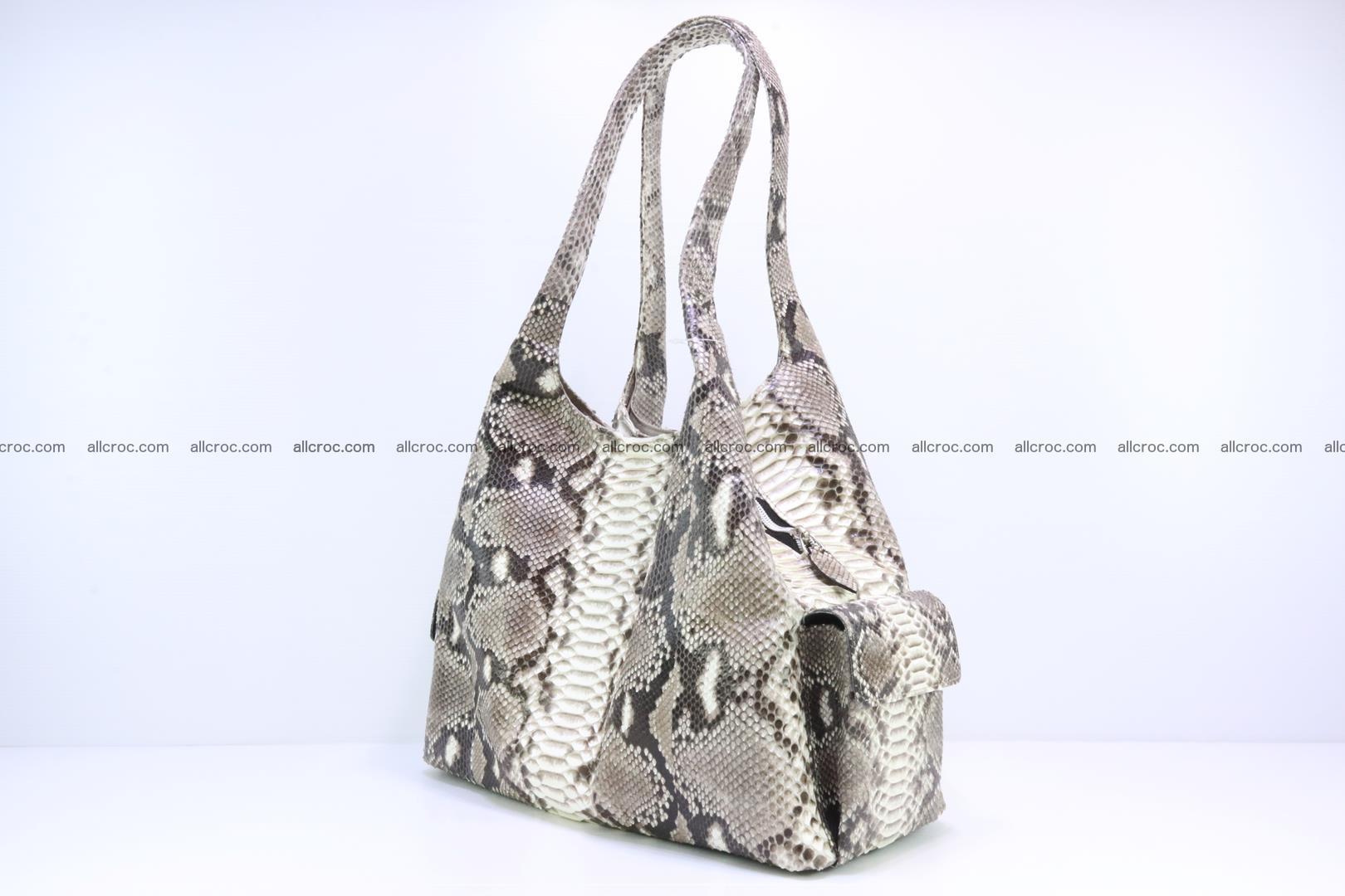 Python handbag for lady 175 Foto 2