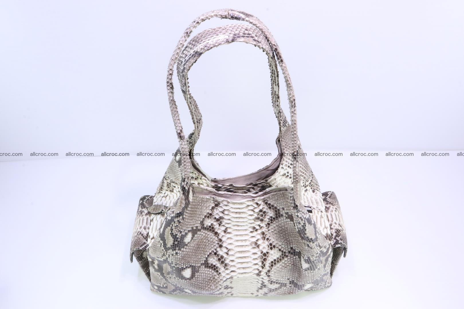 Python handbag for lady 175 Foto 4