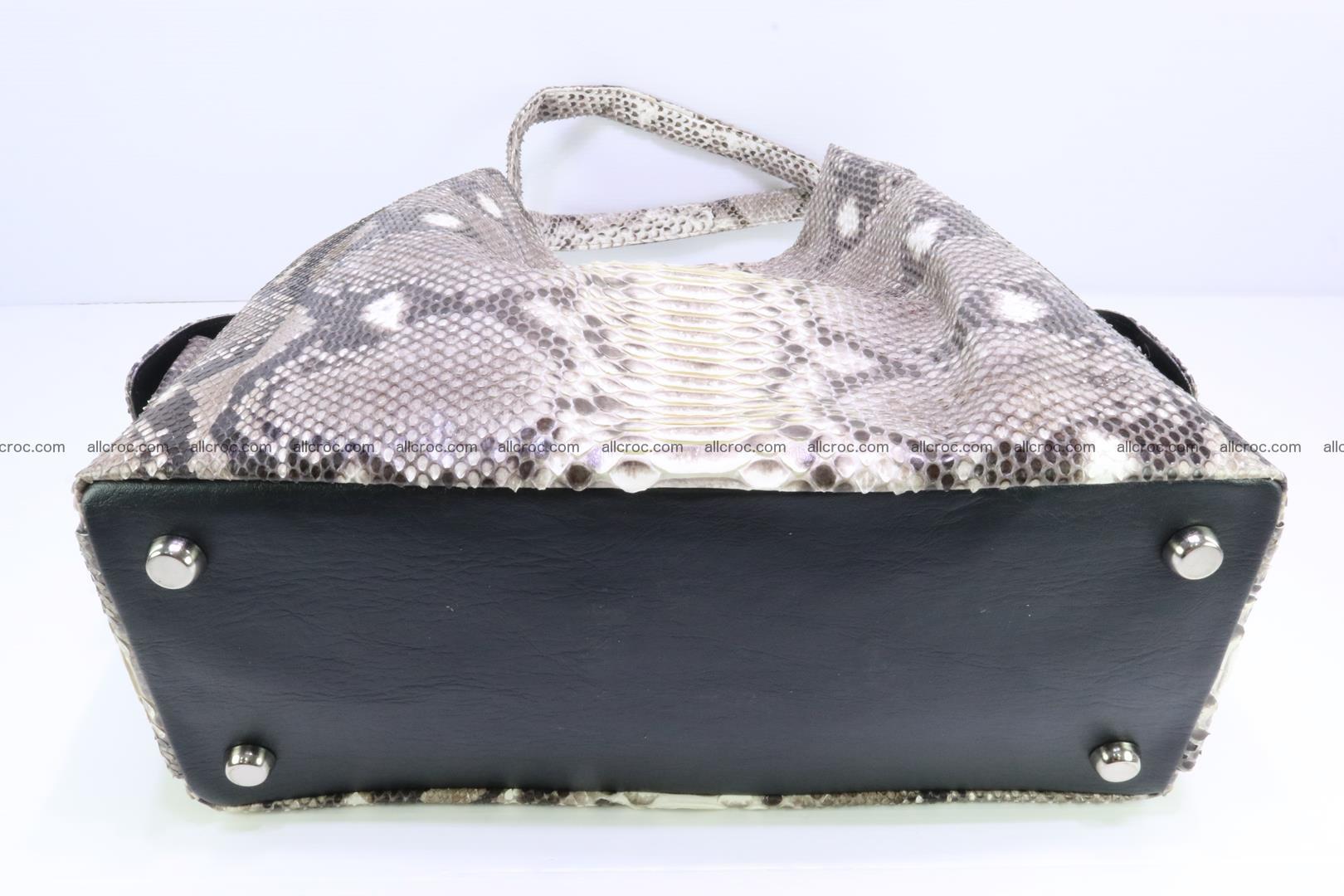 Python handbag for lady 175 Foto 5