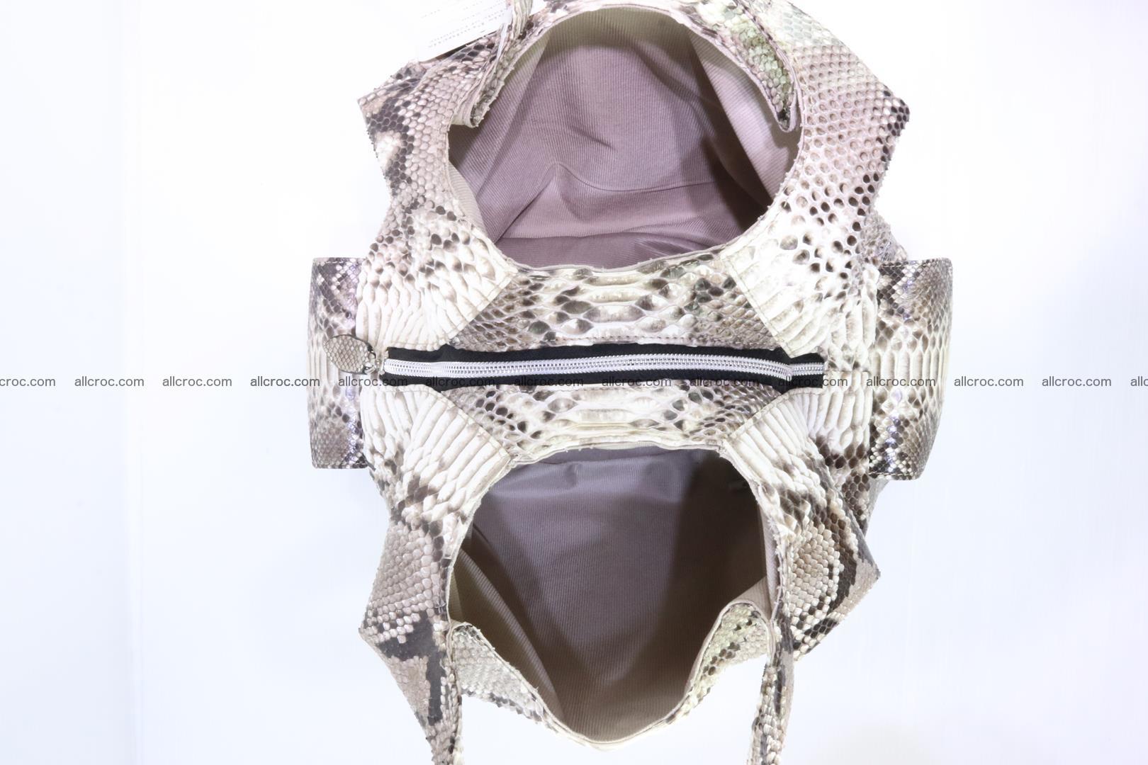 Python handbag for lady 175 Foto 10