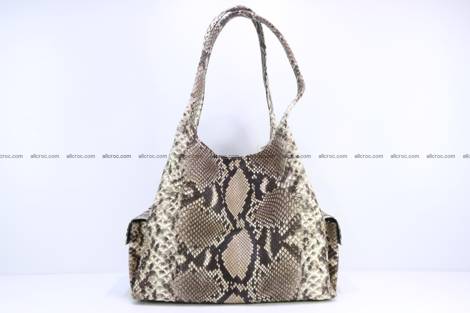 Python handbag for lady 176 Foto 0