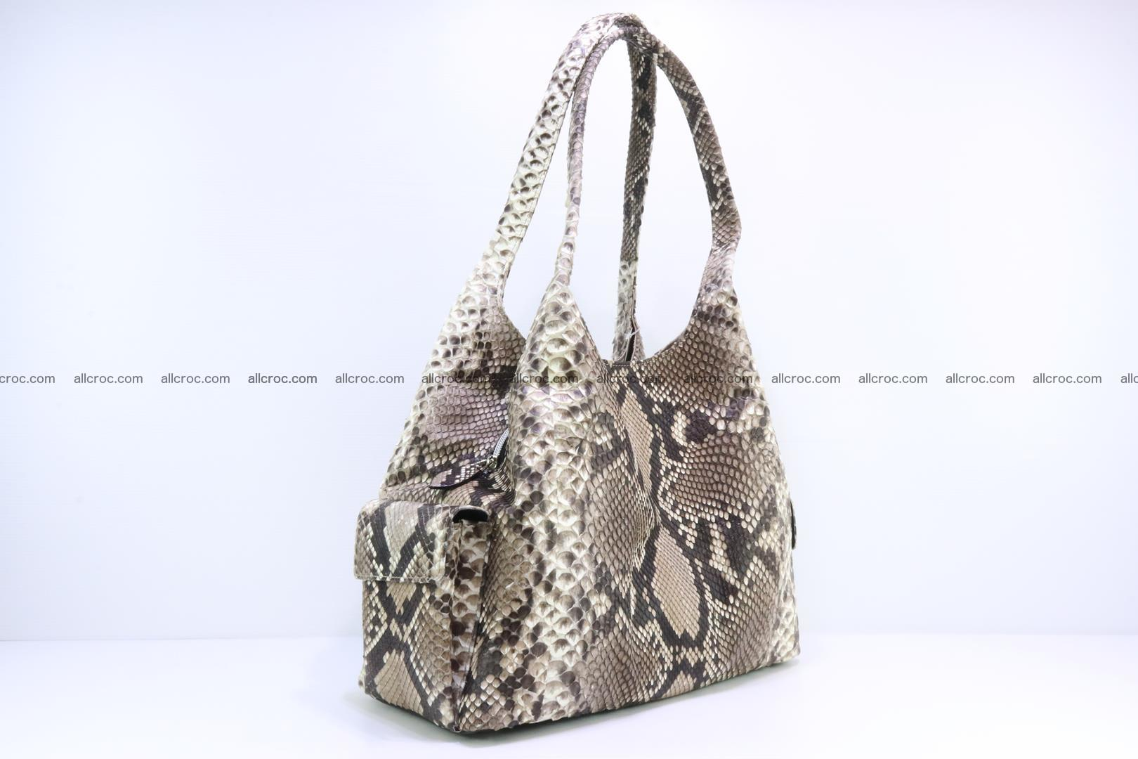 Python handbag for lady 176 Foto 1