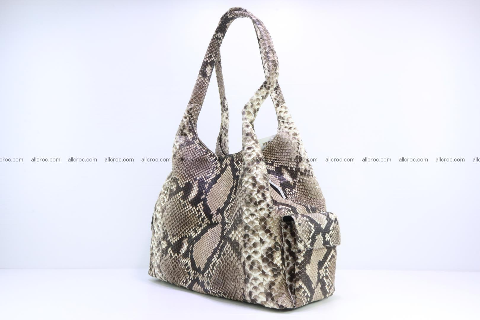 Python handbag for lady 176 Foto 2